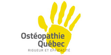 Ostéopathie Québec - Logo