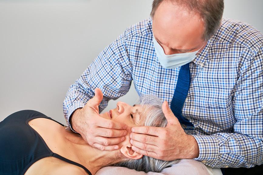 Articulation temporo-mandibulaire - ATM